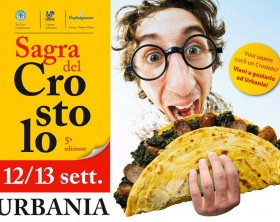 Il 12 e 13 settembre la Sagra del Crostolo a Urbania