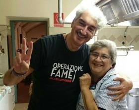 Stefano Sorcinelli e Tina Taddei