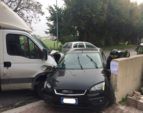 Incidente via Flaminia