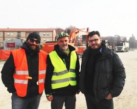 Francesco Pergolesi, Maurizio Gili, Cristian Fanesi