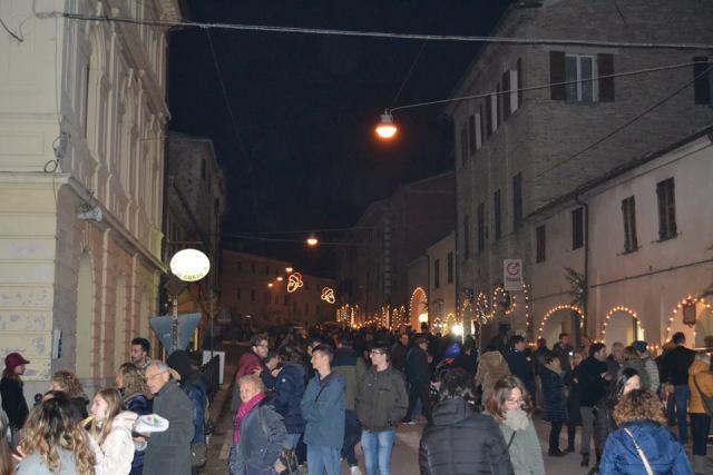 centro storico San Lorenzo in Campo