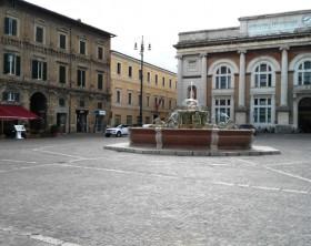 Piazza del Popolo a Pesaro