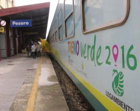 FVM sul Treno Verde