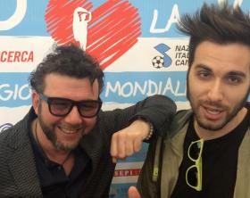 Paolo Vallesi e Antonio Maggio