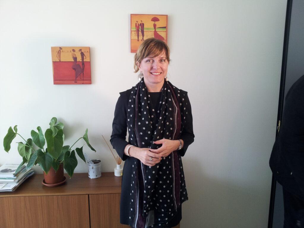 Lucia Capodagli presidente Aset Spa