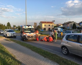 Incidente via Pertini