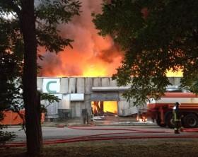 Incendio Campanara