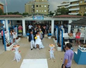 Matrimonio ai Bagni Azzurra
