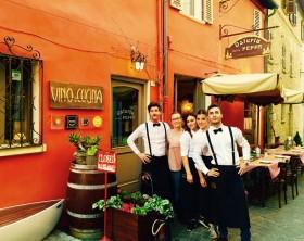 Accademia italiana della cucina anni di vita con i boscaioli