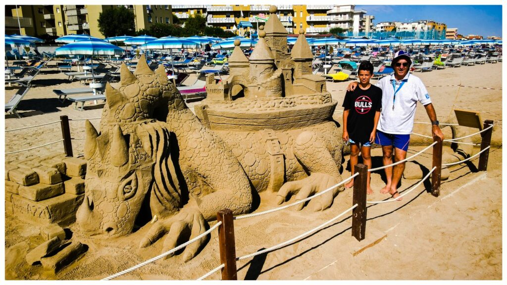 drago di sabbia