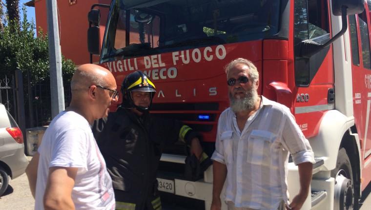 Giancarlo D'Anna Vigili del Fuoco