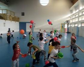 bambini al giocasport