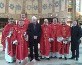 vescovo irlanda