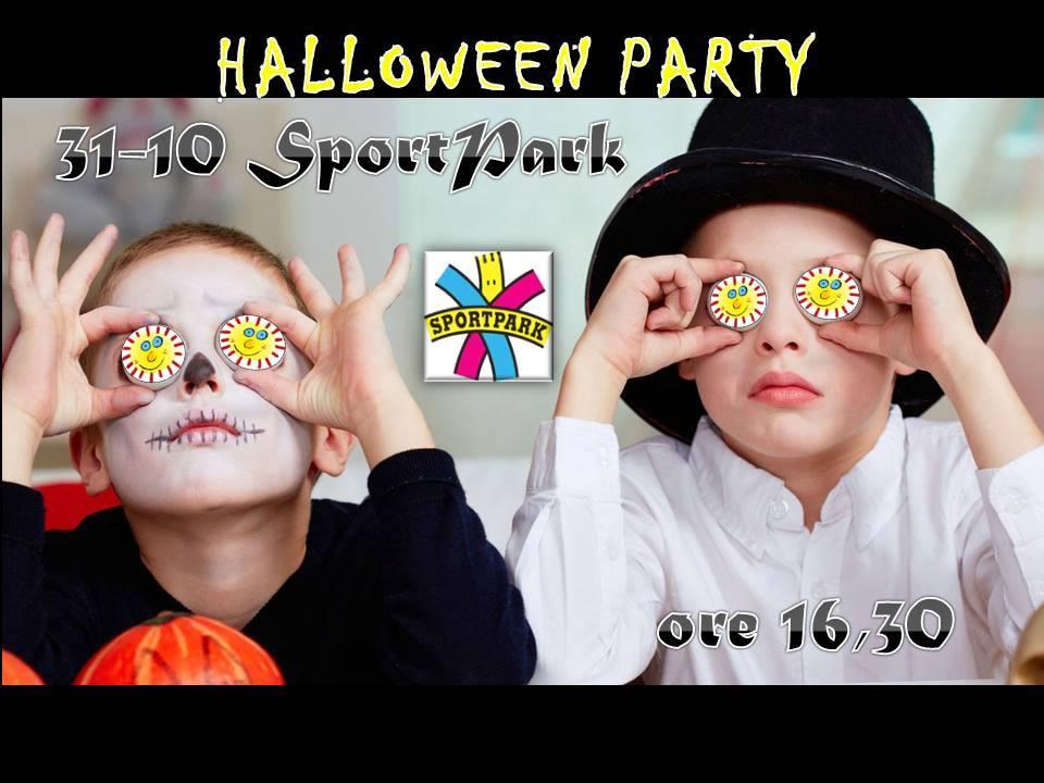 Halloween Party Sport Park