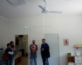 Mascarin e Fanesi all'asilo Il Grillo