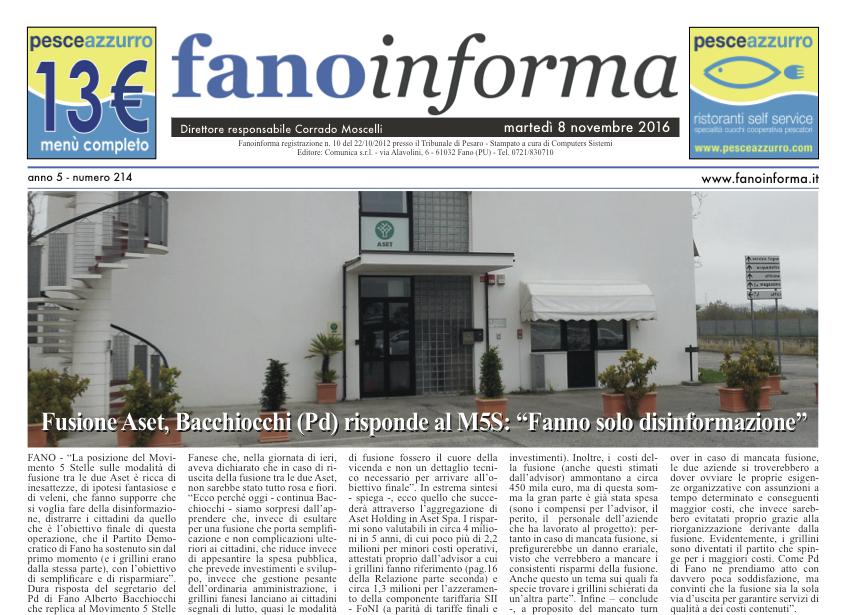 Fanoinforma n.214