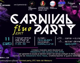 Carnuival fluo party