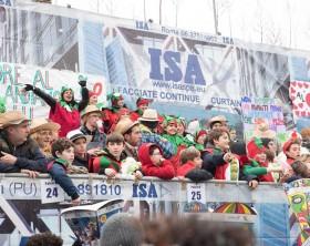tribune Carnevale di Fano