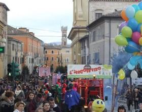 Carnevale Pergola