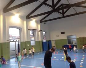 Giocasport in inglese