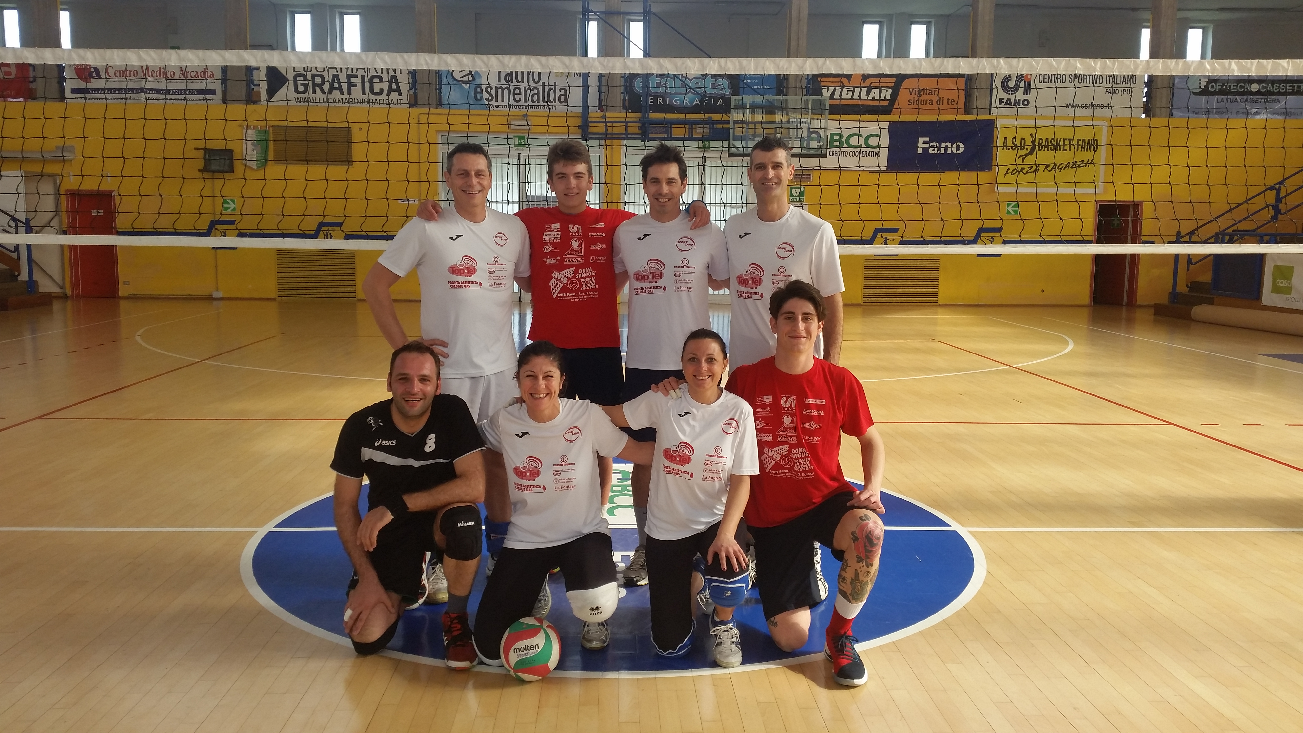 Asd Sportland 2class Amatori csi