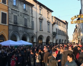 Fossombrone, visitatori primo week end