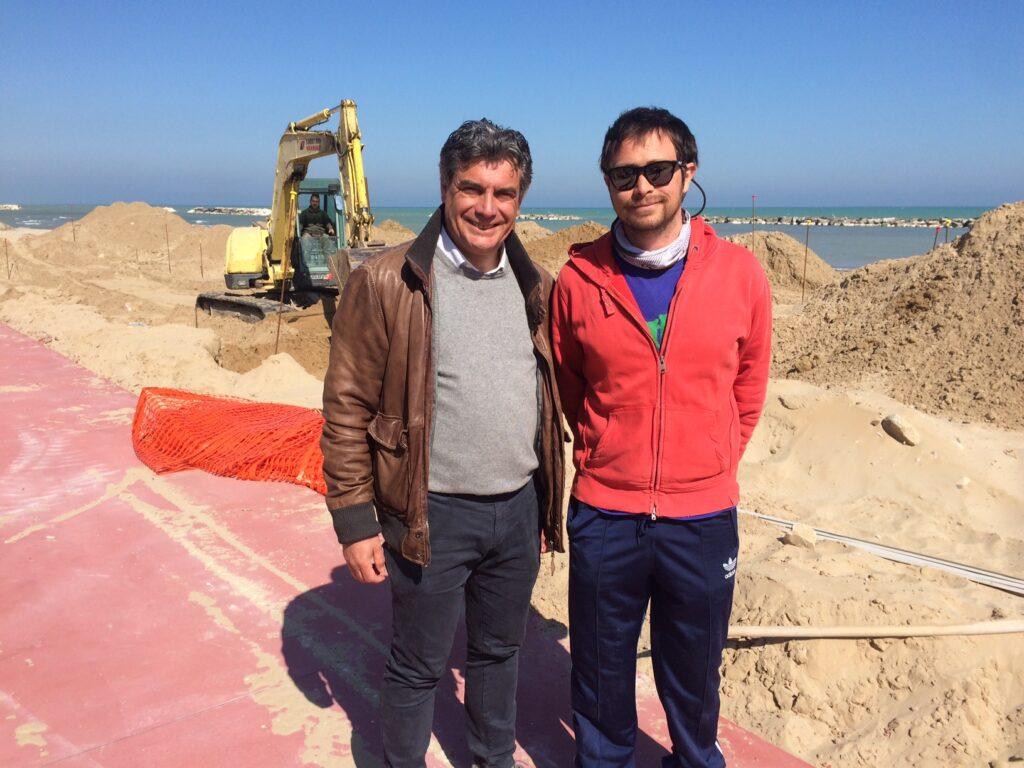 Massimo Seri e Giovanni Dallago