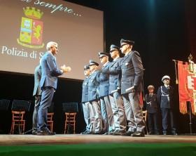 Polizia di Stato premiata