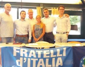 Fratelli d'Italia e Gioventù Nazionale