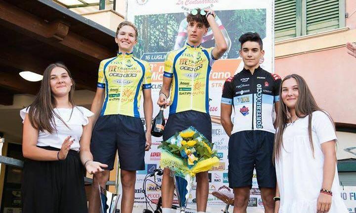 podio ciclismo