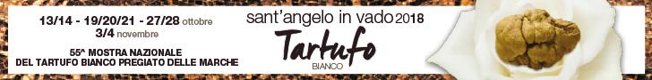 Mostra Tartufo Sant\'Angelo in Vado 2018