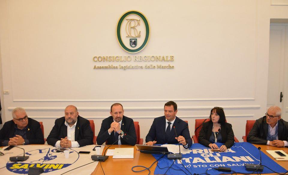 Lega Marche regione