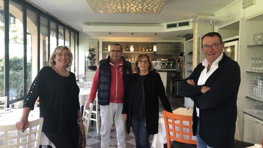 Francesca - Fiorenzo - Perla - Fabio
